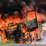 Truck Fire Brakes