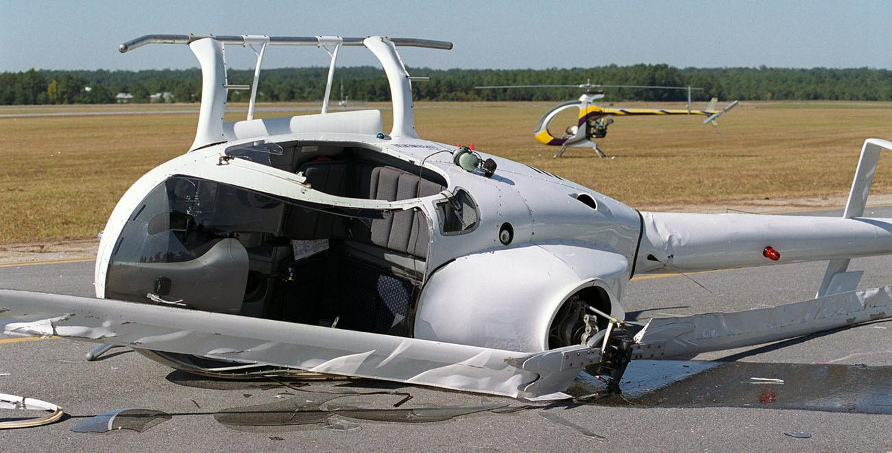 Helicopter Crash 2