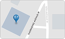 Map of ARCCA Location in Oakland
