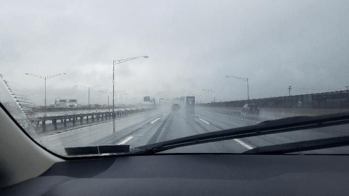 ADAS Driver View