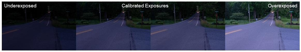 lighting; conspicuity; accident reconstruction