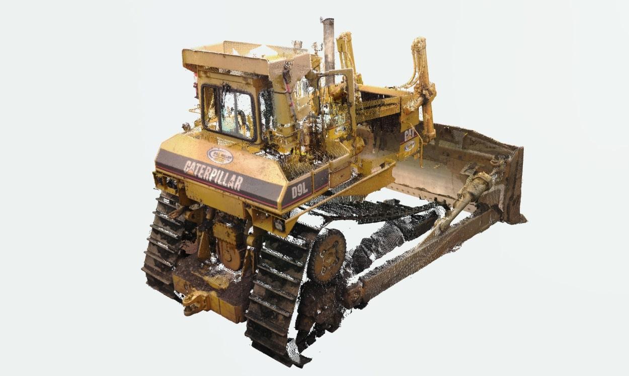 caterpillar heavy machinery
